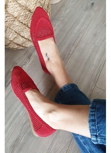 Topukla Babet Kırmızı